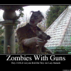 when zombies turn the tables....