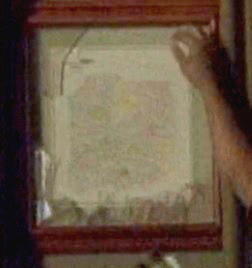 Daryl's Map from the Country Club